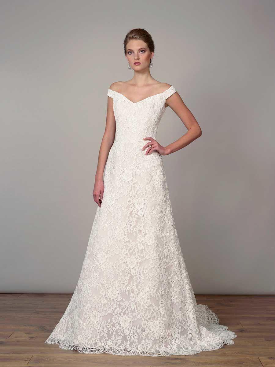 Liancarlo Spring 2019 Sleek And Sophisticated Femininity Wedding Dresses Crochet Wedding Dresses Wedding Dress Couture