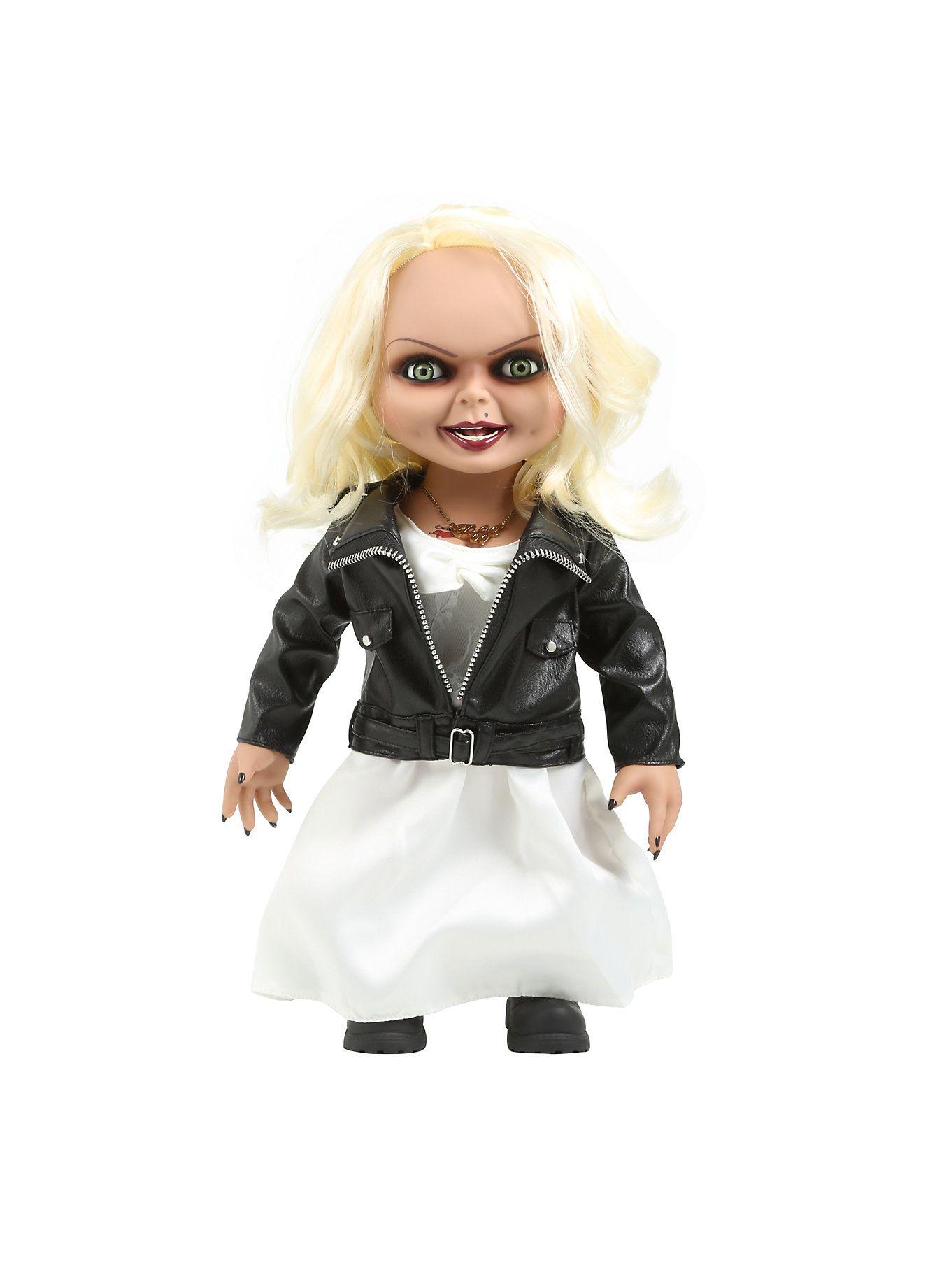 bride of chucky tiffany talking replica doll | dolls | dollhouses