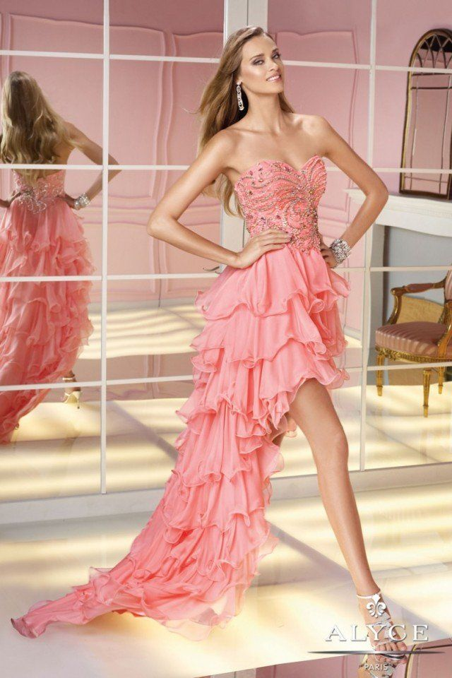 Alyce Prom Unique and stylish Party wear frocks (5) | Girls Party ...