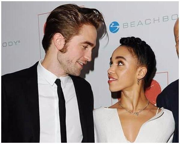Robert Pattinson Fka Twigs Split Cancel Wedding Over Careers Robert Pattinson Fka Twigs Robert Pattinson Fka Twigs