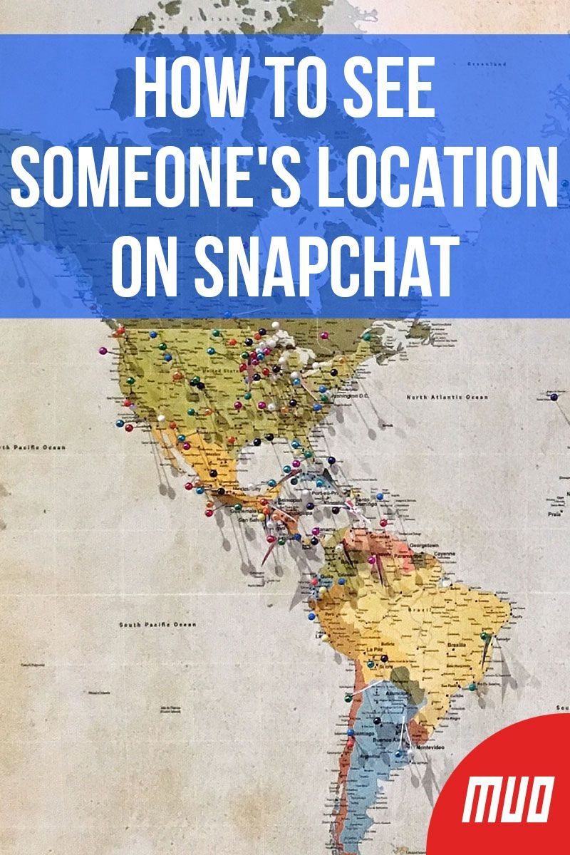How to see someones location on snapchat social media