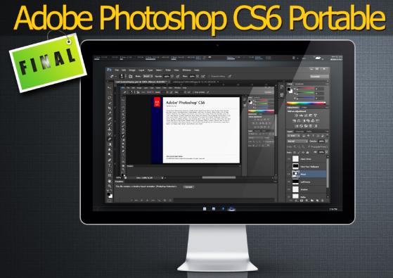 Скачать торрент adobe photoshop cs6 portable by painter (13. 0 pre.
