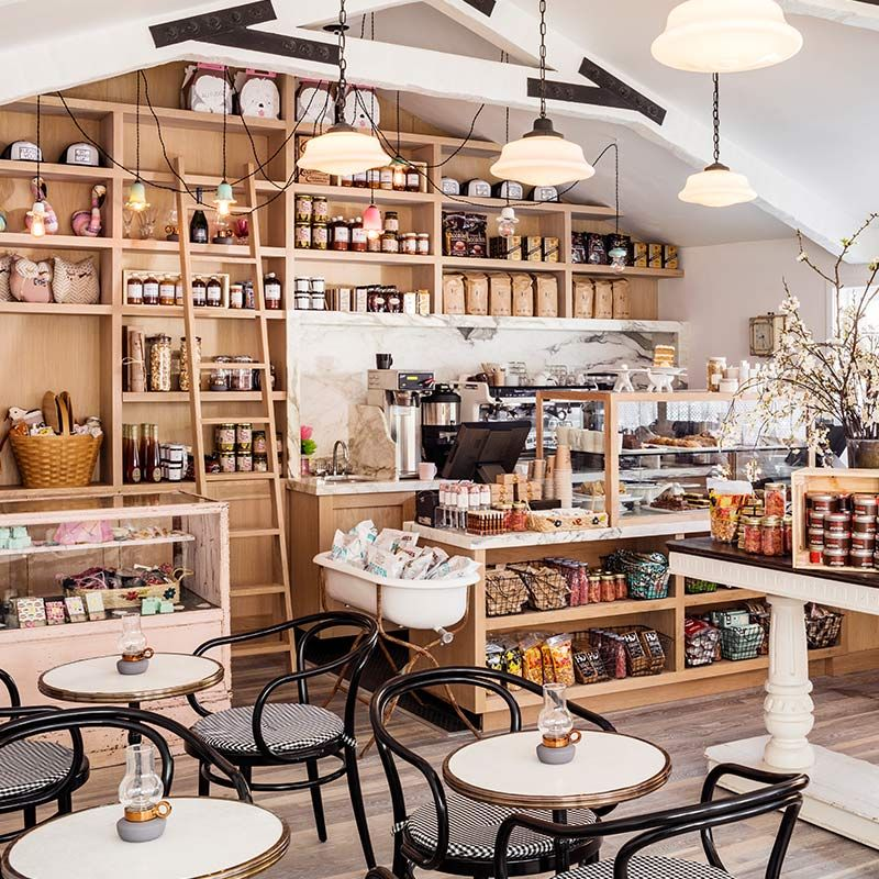 Glance Inside Jessica Biel Co S Kid Friendly Restaurant Au Fudge
