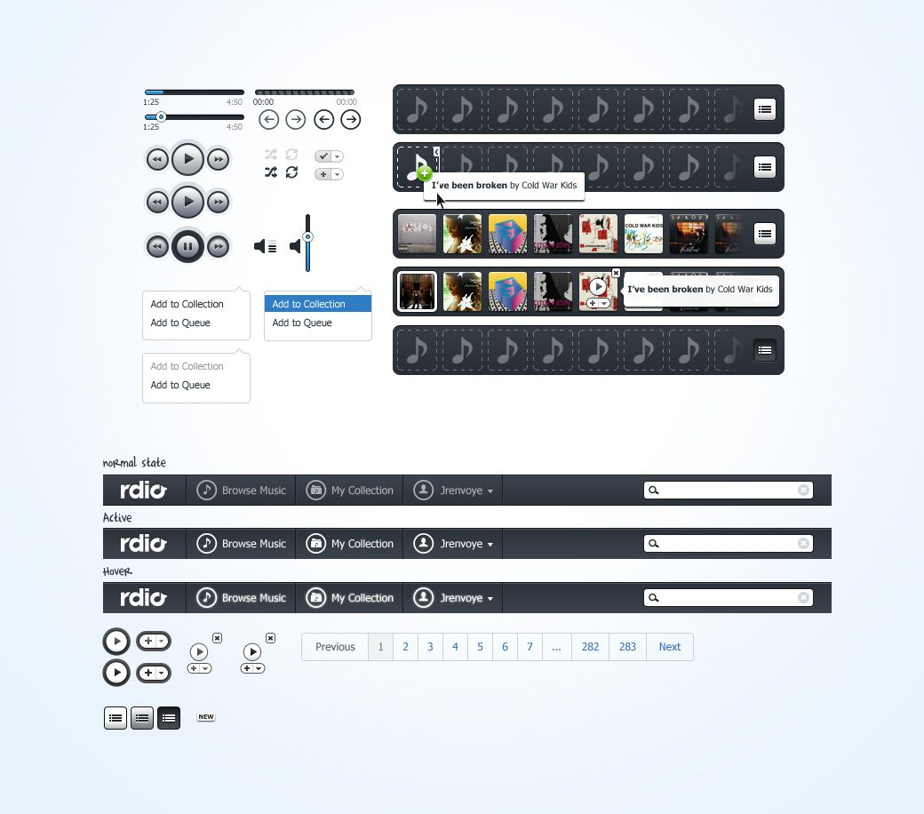 Julien Renvoye | Graphic Design / Web Design