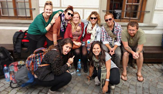 Europe Backpacking Essential Tips for Women