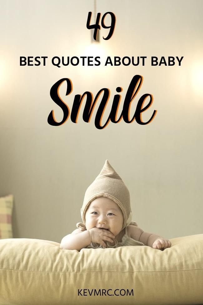 49 BEST Baby Smile Quotes - Quotes About the Cutest Thing ...