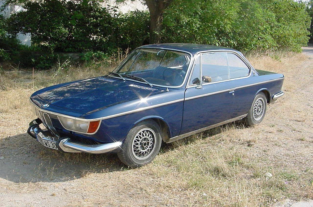 BMW 2000cs | Old Cars I Like | Pinterest | BMW
