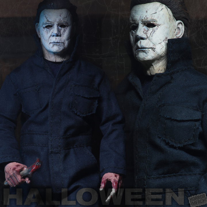 Halloween Michael Myers (Cloth) [Figure] Michael myers