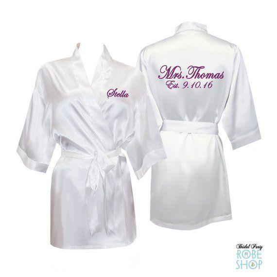 20556779dc Bridal robes