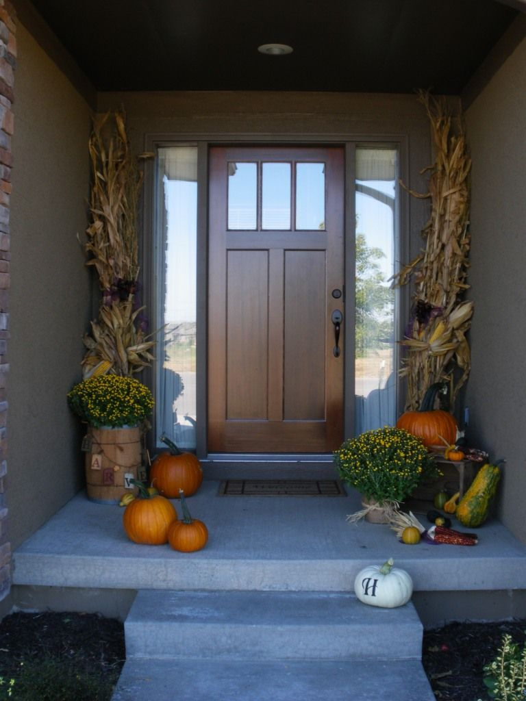 Furniture Cute Front Door Design With Glass Side And Pretty Ornament Amazing Doors Ideas For Your Elegant House