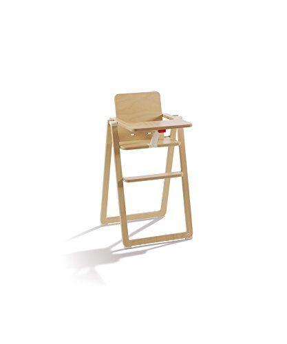 Supaflat Chaise Haute Ultra Plate Supaflat Hetre Naturel Supaflat Http Www Amazon Fr Dp B00i9jt1o0 Ref Cm Chaise Haute Bois Chaise Haute Chaise Haute Bebe