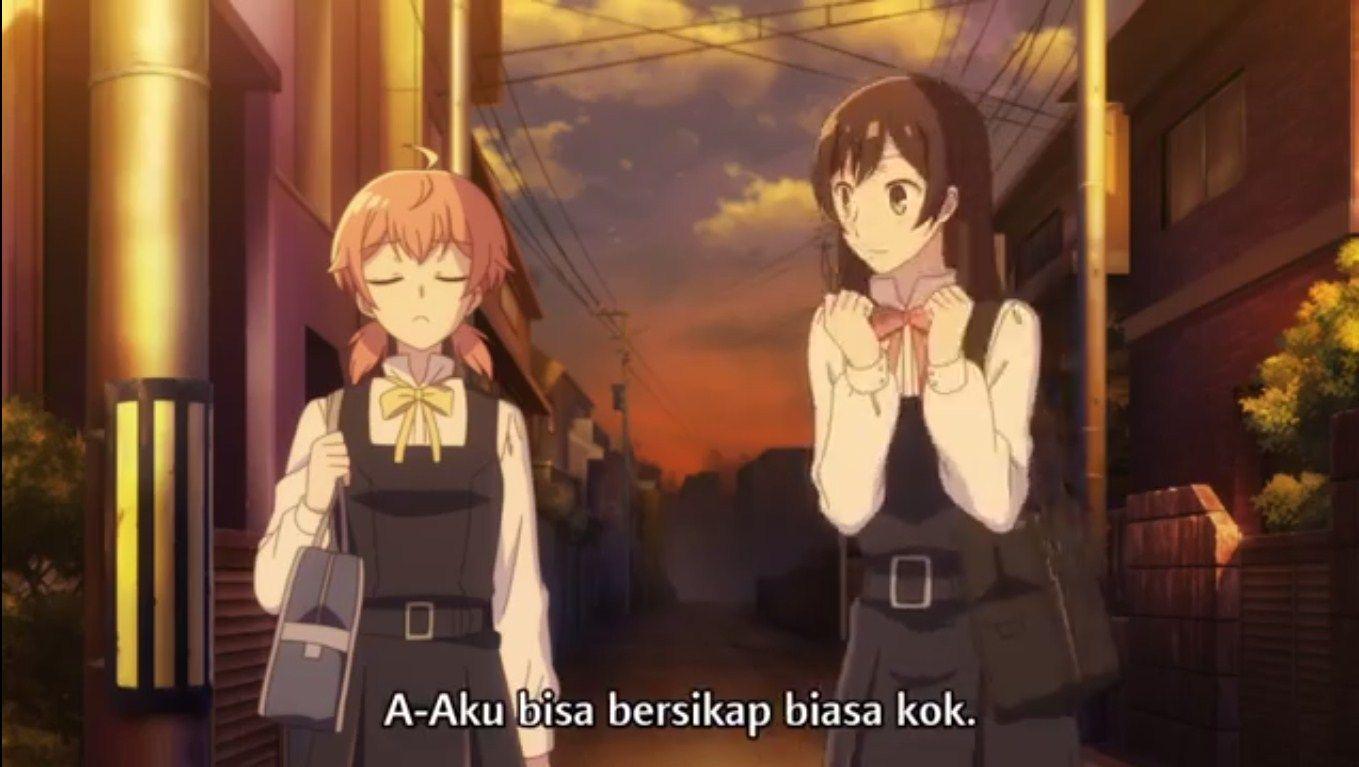 Yagate Kimi ni Naru Episode 07 Subtitle Indonesia