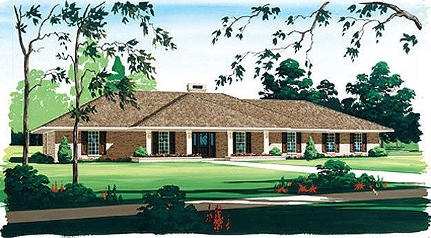 House Plans Home Plans And Floor Plans From Ultimate Plans Ranch Style Homes Ranch Style House Plans Ranch House Plans