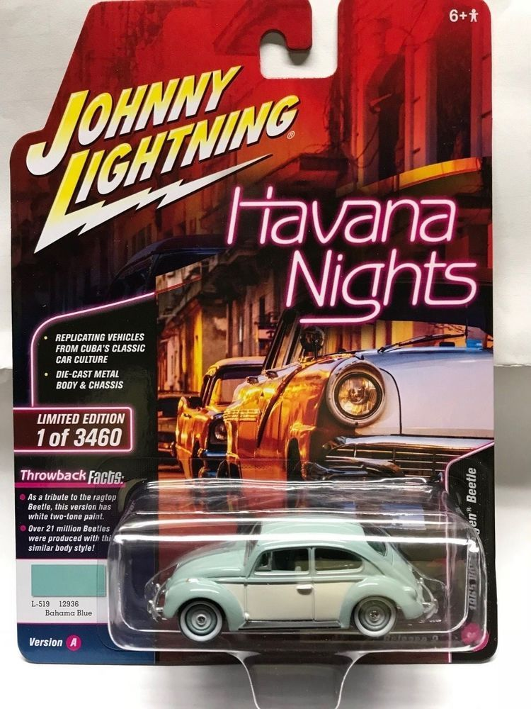 JOHNNY LIGHTNING VOLKSWAGEN VW COLLECTION