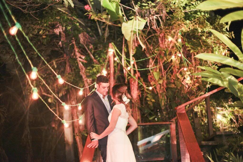 Casamento de Manoela e Carlos Eduardo - luzes