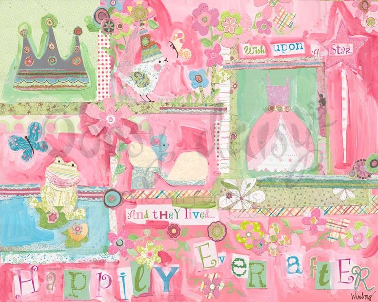 Happily Ever After - Wall Art | Oopsy Daisy