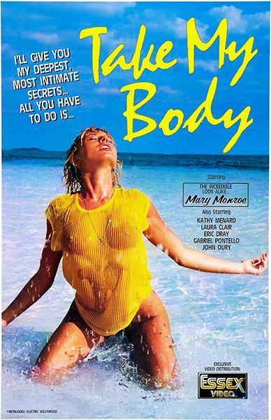 Take My Body 1984 Movie Poster 1984 Movie Movie Posters