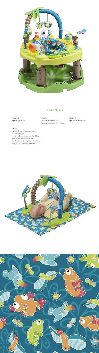 e924b78f44af Evenflo Exersaucer Triple Fun Active Learning Center