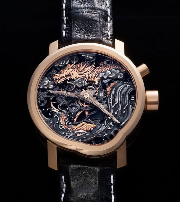 Dragon Gate Legend Watch