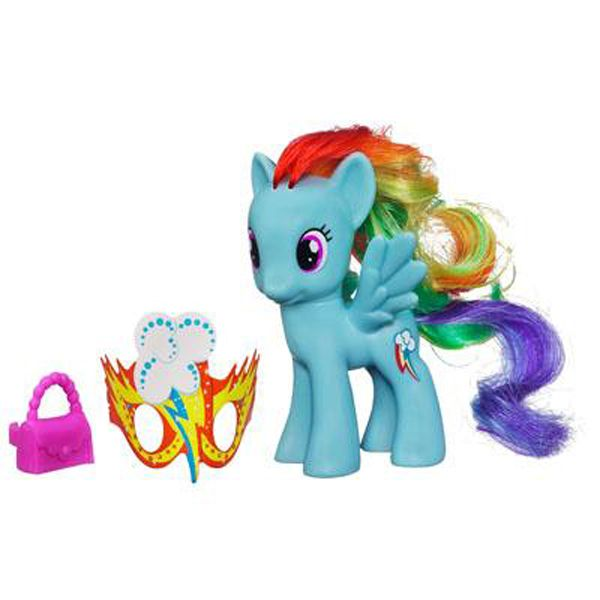 My Little Pony Toys Rainbow Dash Figure At Toystop With Images