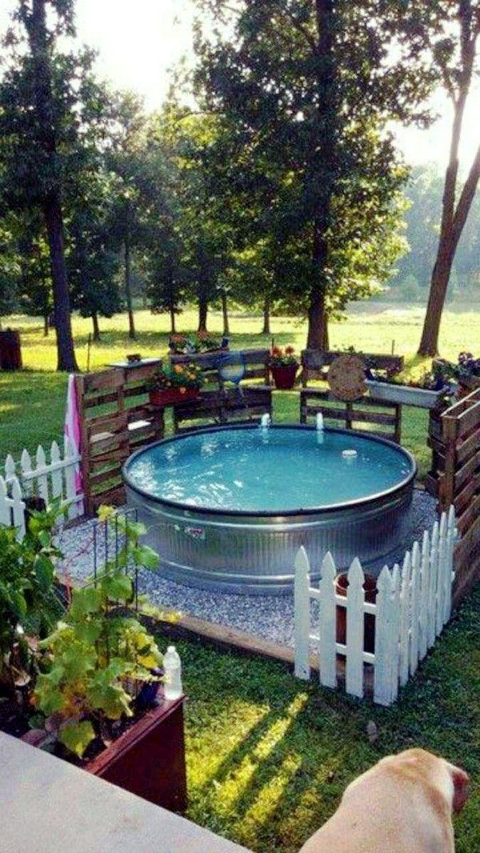 Kleiner Garten Reihenhaus Von Kleine Sitzecke Im Garten: Pin Auf Pools