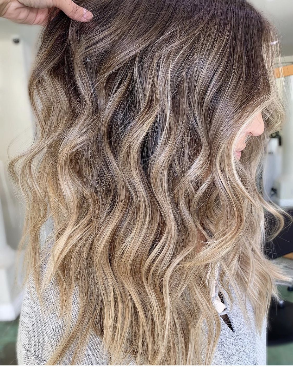 I really love how all these tones blend together! Check out more of my work on Instagram!- paintedbylauralai #balayage #beigeblonde #beigebalayage #beigehaircolor #beige #Blonde #blondehaircolor #haircolor #blondebalayage #highlights #foilayage #sandyblonde #sandyblondebalayage #sandyblondehair #sandyblondehaircolor #livedincolor #livedinblonde #brunette #brunettebalayage #naturalbalayage #brownhair #blondehair #dimensionalblonde #bronde #dimensionalbrunette #summerhair
