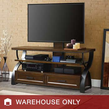 Bayside Furnishings 55 3 In 1 Tv Stand Cove Ct Pinterest Tvs