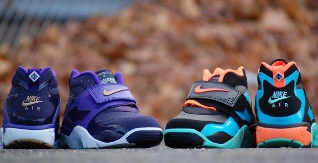 Nike Air Diamond Turf 'Dolphins' & 'Vikings' (Release Info) |