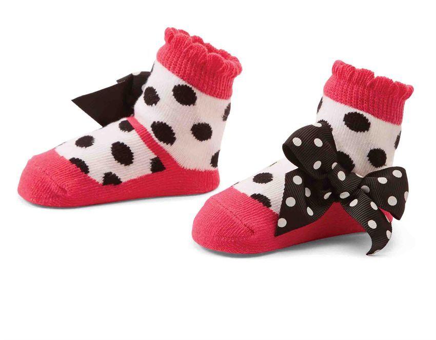 Zoey Socks | Baby | Mud Pie