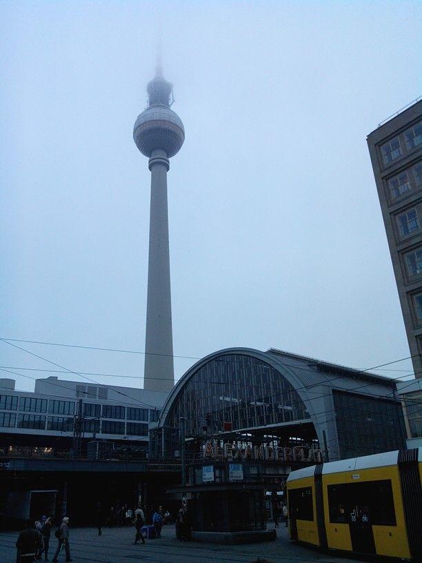 Alexanderplatz Alexanderplatz Berlin Berlin Landmarks Tower
