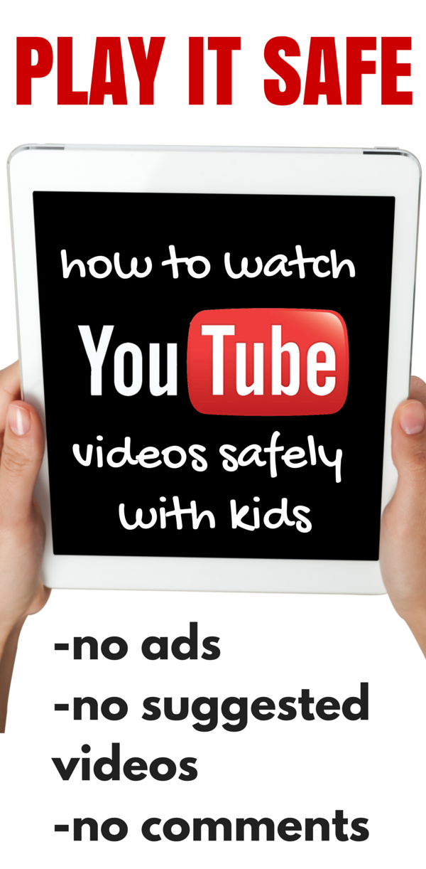 How to watch youtube videos safely with kids watch youtube videos how to watch you tube videos without ads etc with young children ccuart Images