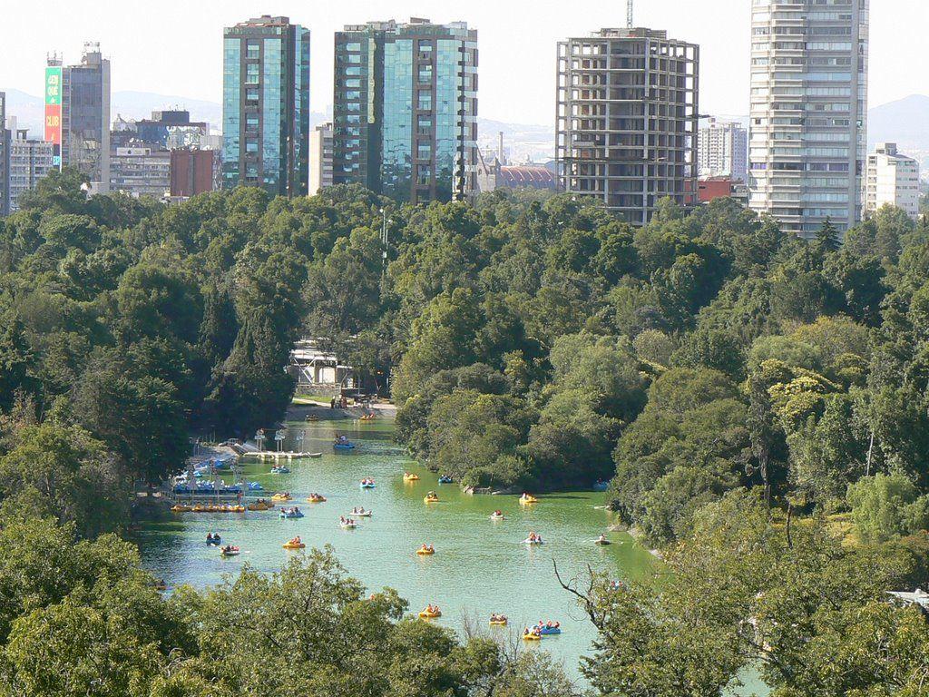 Chapultepec Park - Mexico City | Chapultepec park, Park around, Urban park