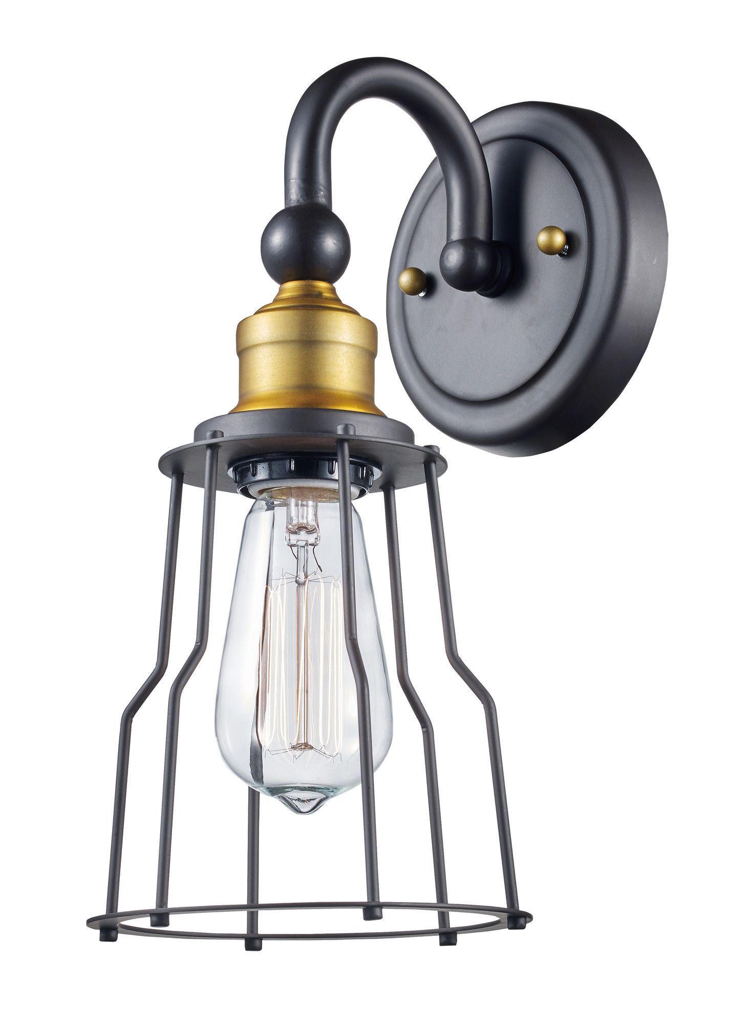 Constitution 1 Light Wall Sconce