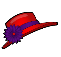 The Red Hat Society Printable Photo Props Red Hats Red Hat Society Red Hat Party