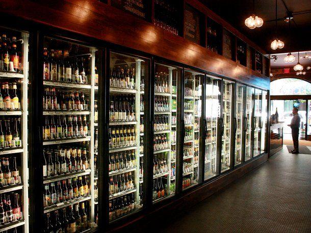 Where To Buy Beer In Philadelphia The Best Bottle Shops Craft Beer Shop Bottle Shop Beer Store