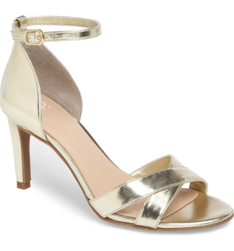 Bridal Shoes At Nordstrom: BP. Laila Cross Strap Sandal (Women