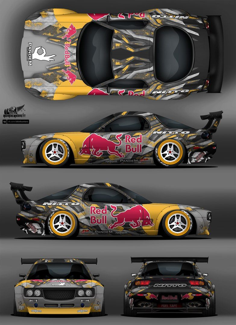 Mad mike rocket rx 7 1