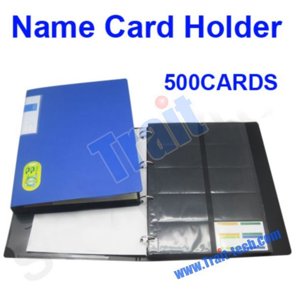 Blue deli 5779 name card holder book business card book blue blue deli 5779 name card holder book business card book reheart Choice Image