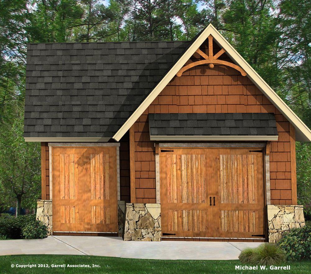 Craftsman Style Det Garage Garage Plans: Annalise Cottage House Plan # 12119, Craftsman Style House