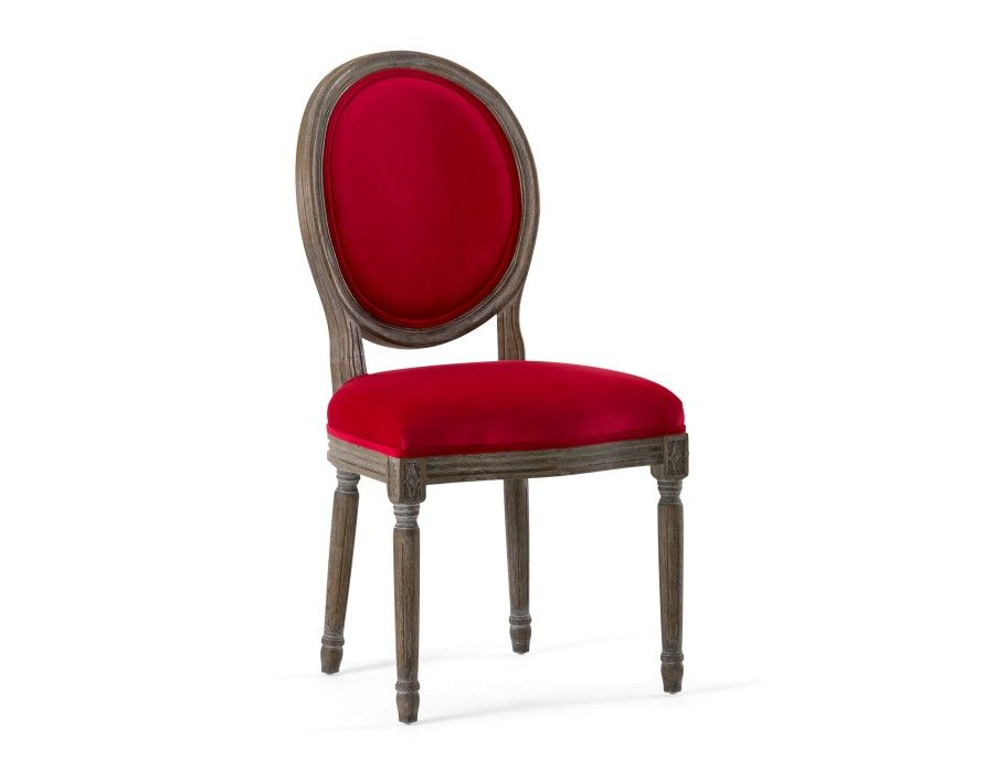 LOUIS Dining chair | Colour - Seeing Red | Pinterest | Red ...