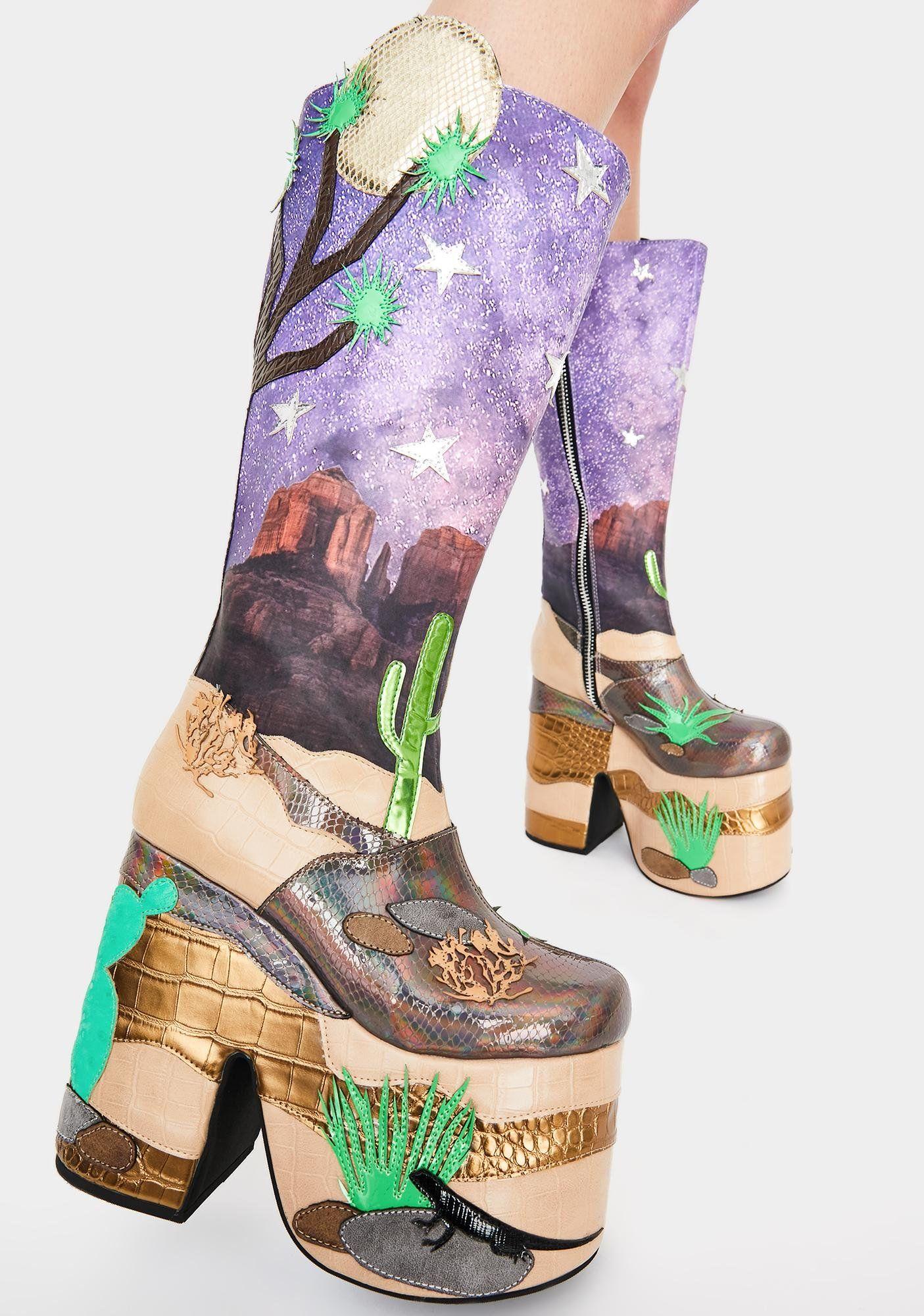 Stellar Astro Valley Platform Boots in