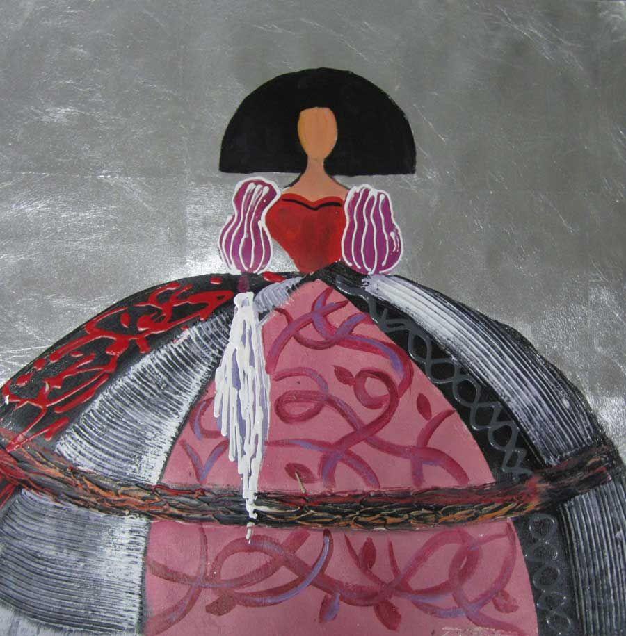 Cuadro menina bdecm56 pinteres for Cuadros meninas modernas