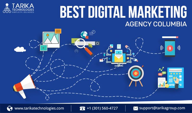 Looking For The Best Digital Marketing Agency In Columbia In 2020 Digital Marketing Agency Digital Marketing Services Digital Marketing Company