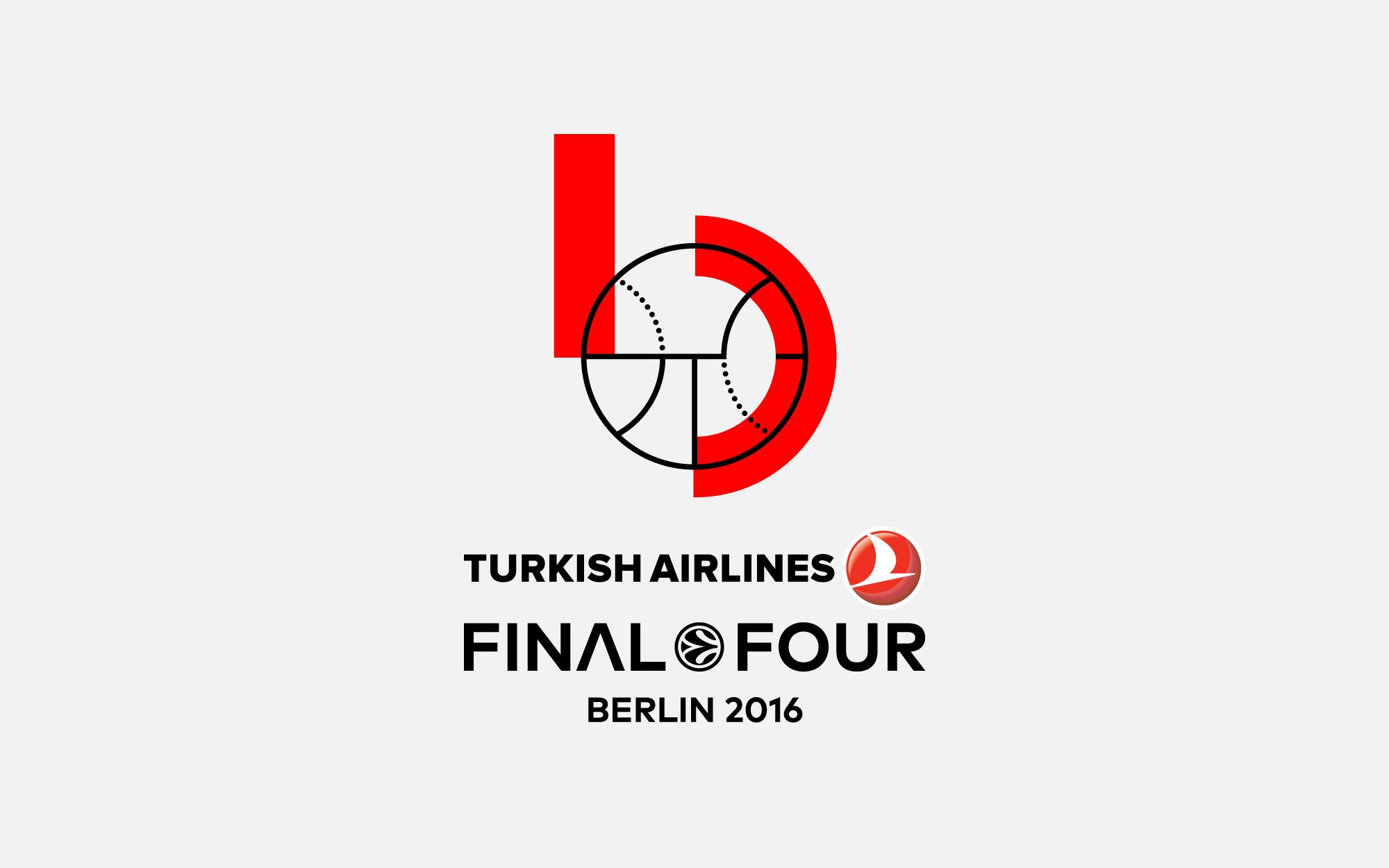 Euroleague Basketball Final Four 2016 Final Four Basketball Finals Design Agency
