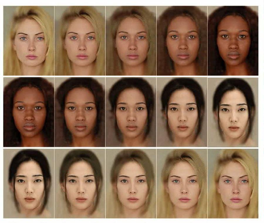 La belleza de la mujer según cada cultura