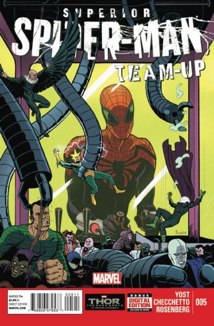 Superior Spider-Man Team-Up #5 - The Superior Six: Part 1
