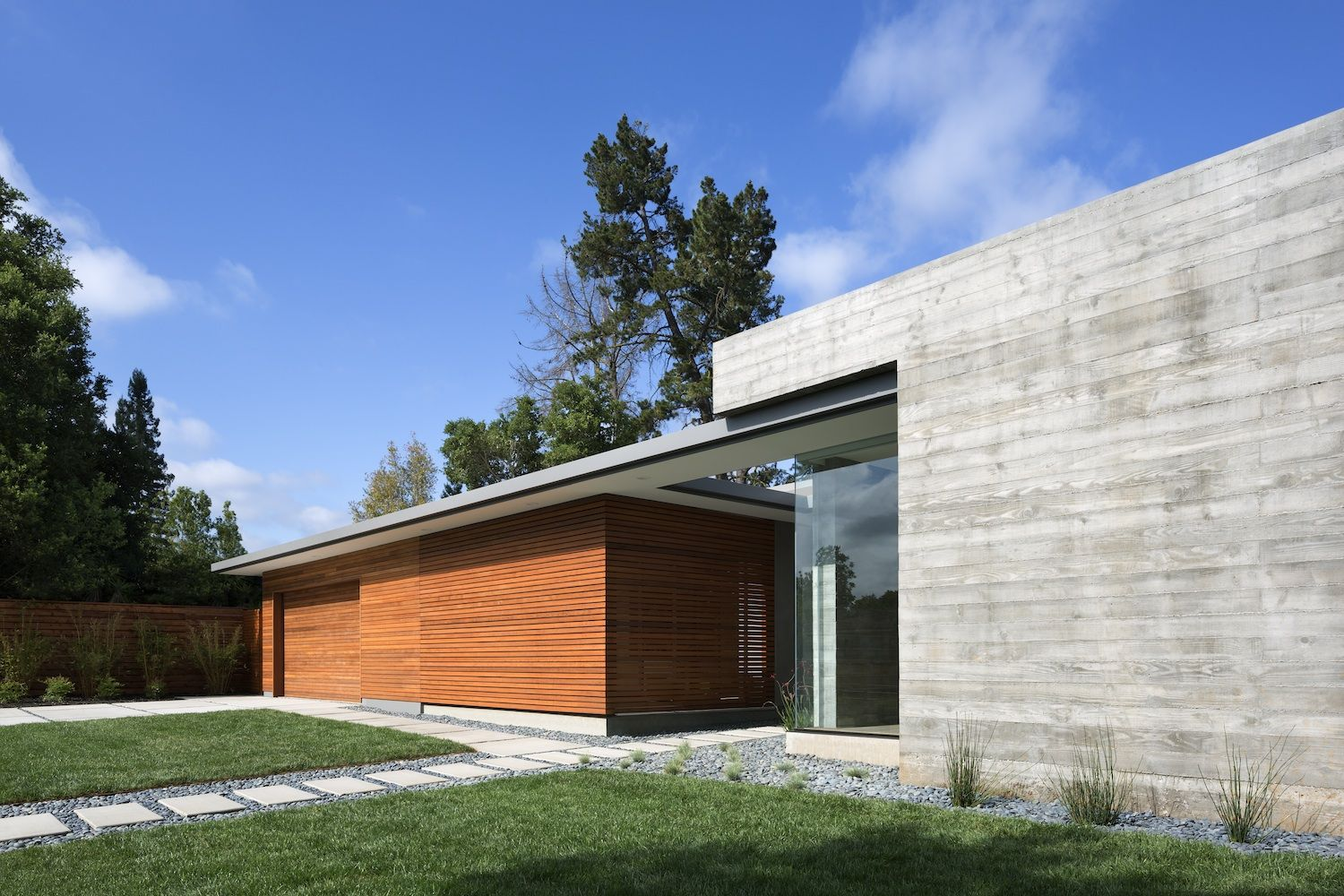Front Facade by Modern House Architects | Project MODECO | Pinterest