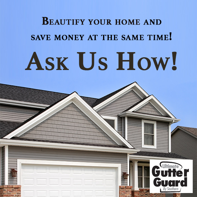 Our Vinyl Siding Will Not Only Make Your Home Beautiful On