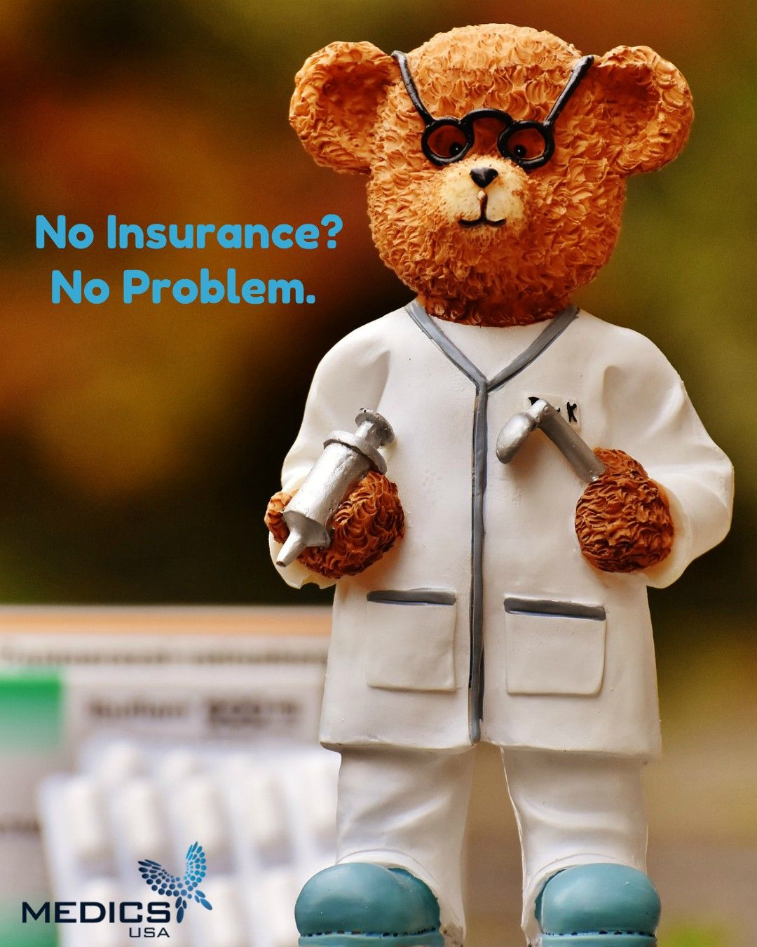 Medics USA helps uninsured Virginians to get the