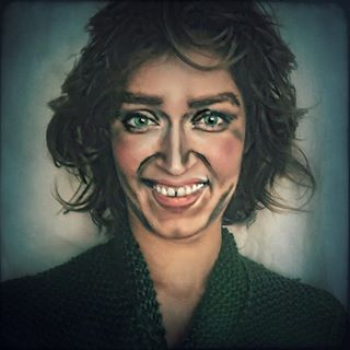 Frodo Baggins from LOTR   Community Post: This Incredible Makeup Artist Can Transform Herself Into Anyone And...
